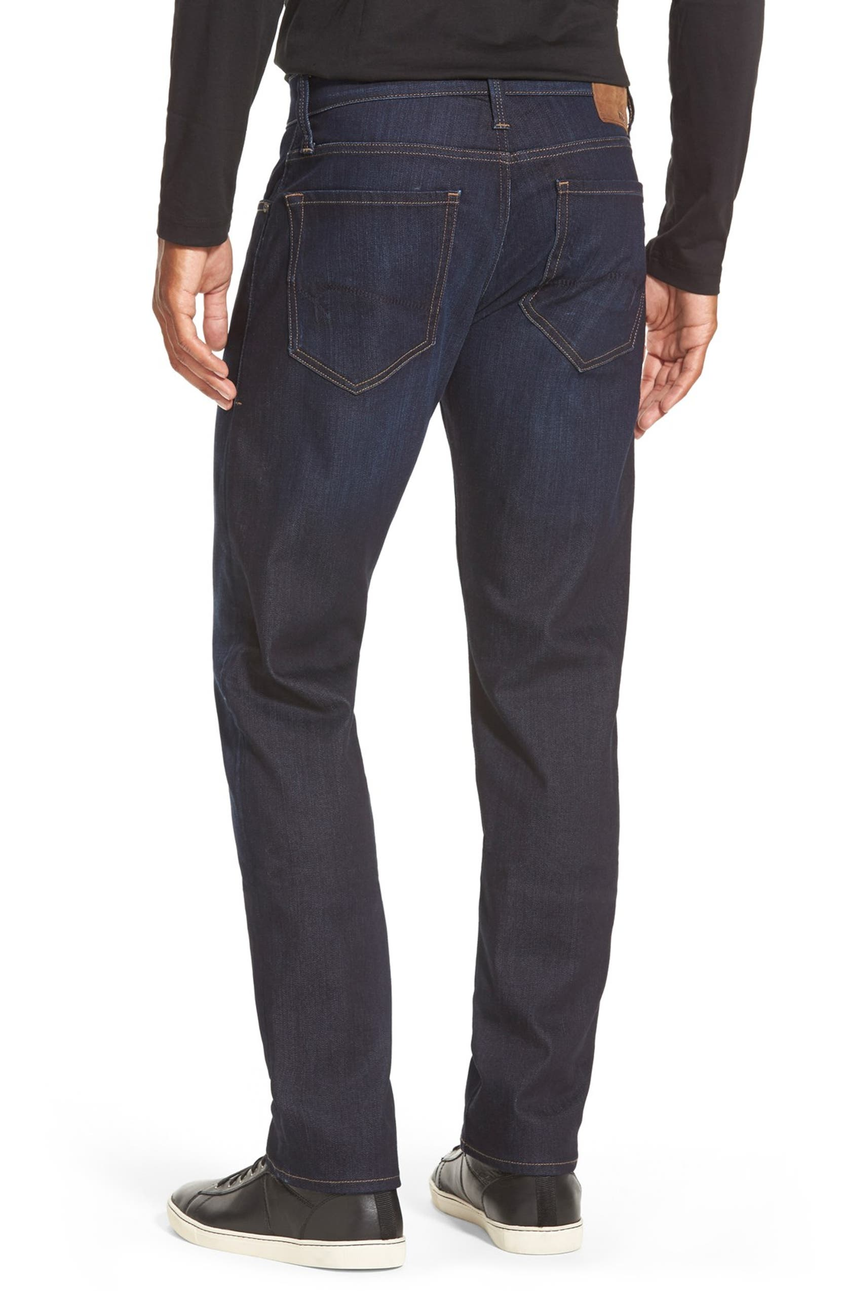 54c6acfc Mavi Jeans Jake Slim Fit Jeans (Rinse Brushed Williamsburg) | Nordstrom