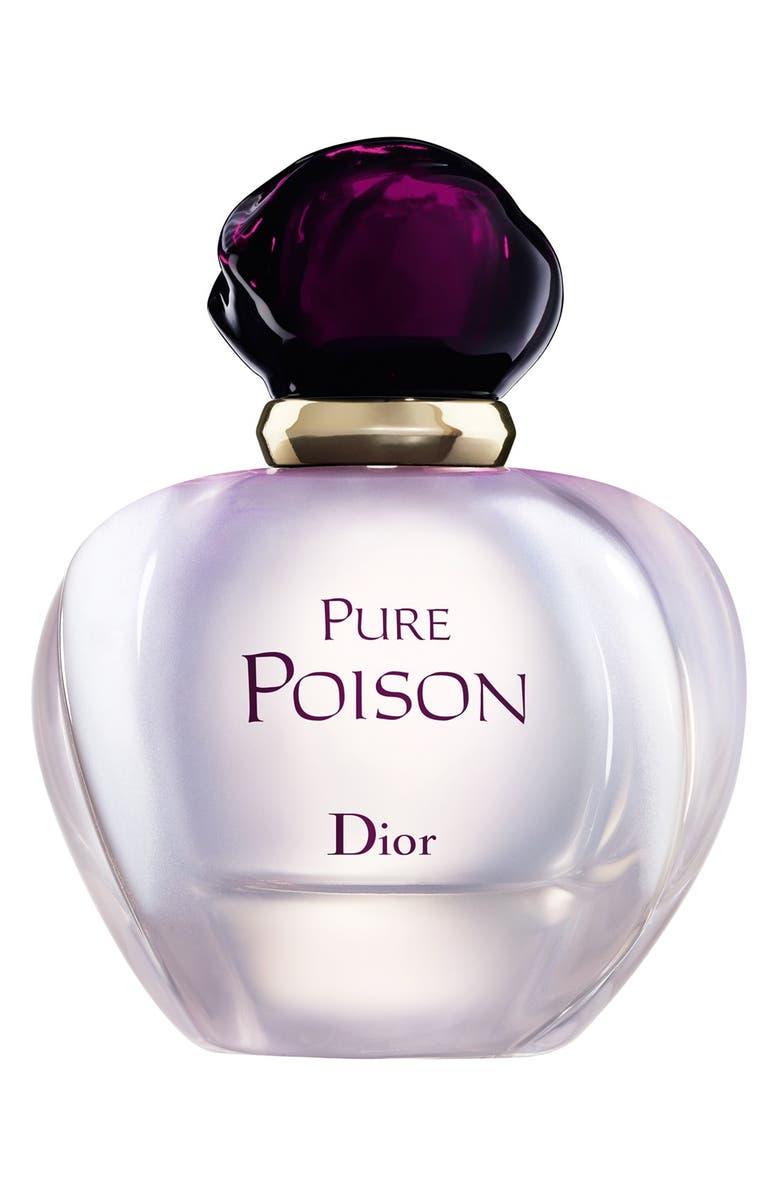 DIOR Pure Poison Eau de Parfum, Main, color, NO COLOR