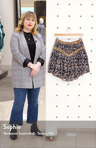 Valerie Pleated Miniskirt, sales video thumbnail