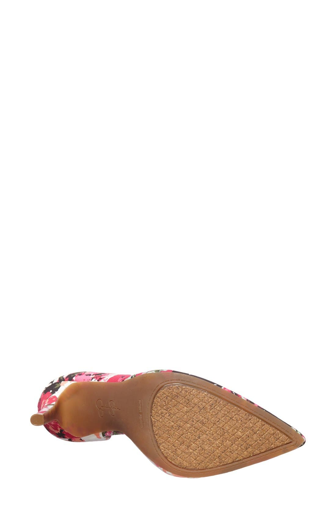 ,                             'Claudette' Pump,                             Alternate thumbnail 240, color,                             653