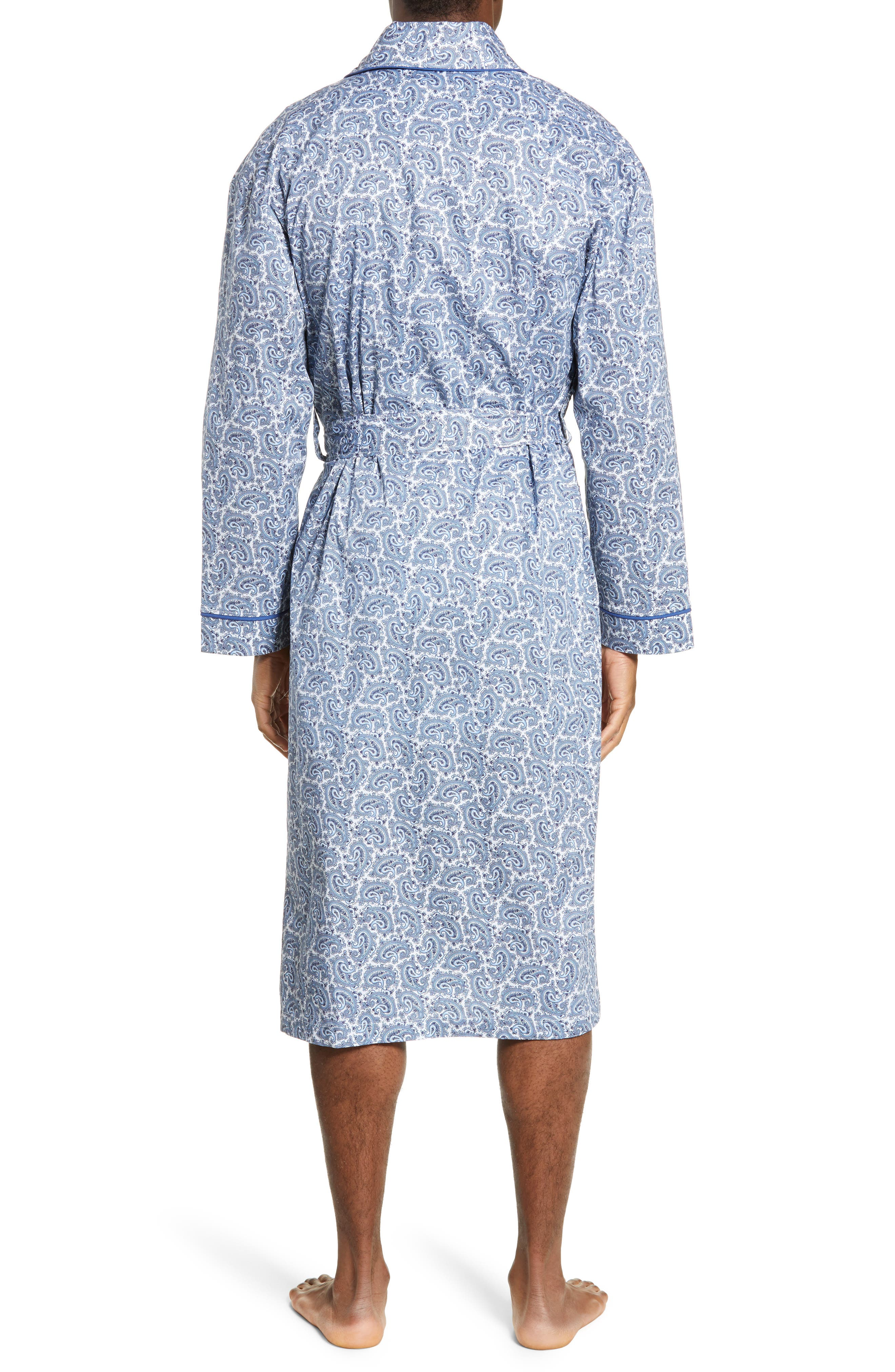 ,                             Marbella Stretch Sateen Robe,                             Alternate thumbnail 2, color,                             POOL