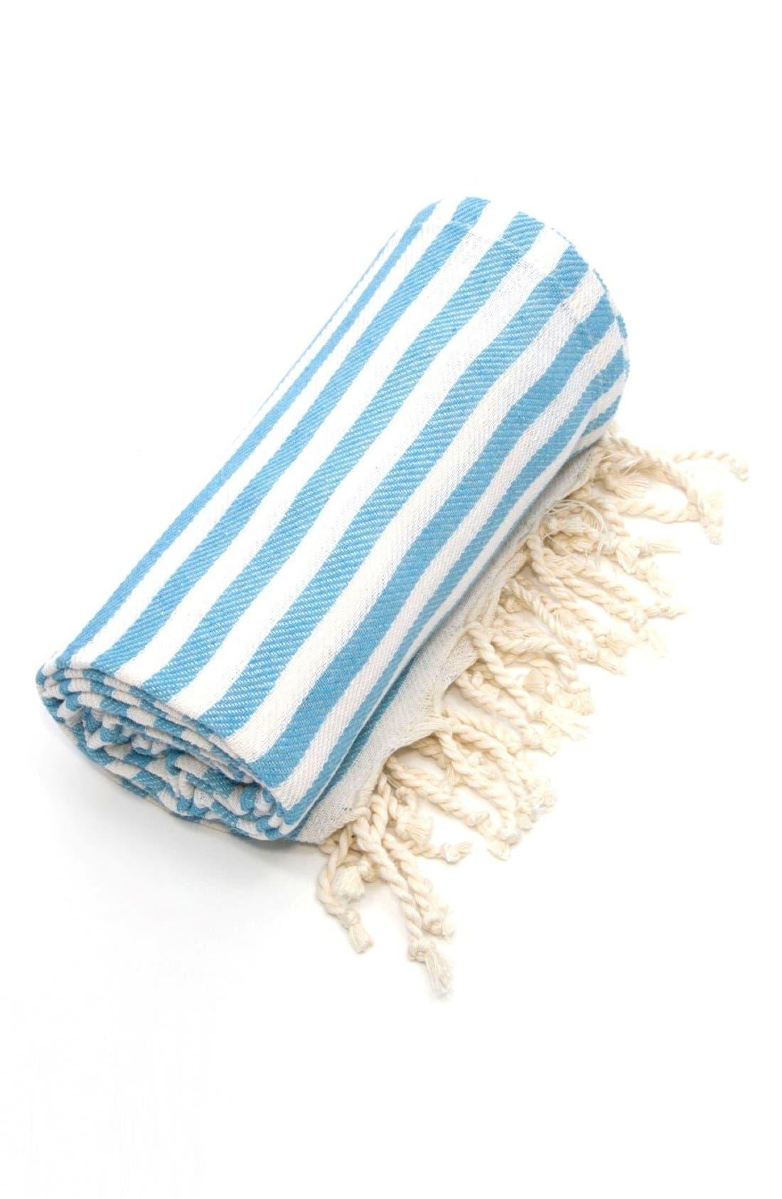 ,                             'Fun in the Sun' Turkish Pestemal Towel,                             Alternate thumbnail 18, color,                             450