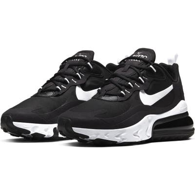 Nike Air Max 270 React Sneaker- Black