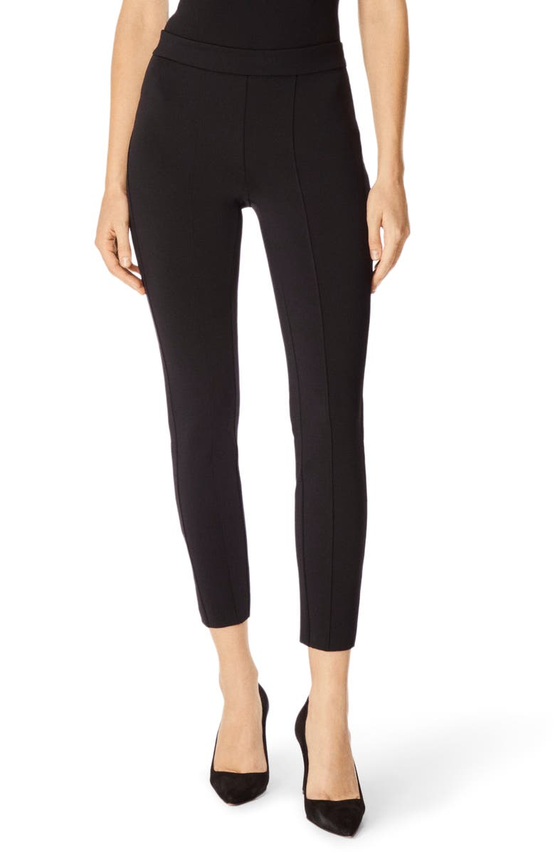 J BRAND Orla Leggings, Main, color, BLACK