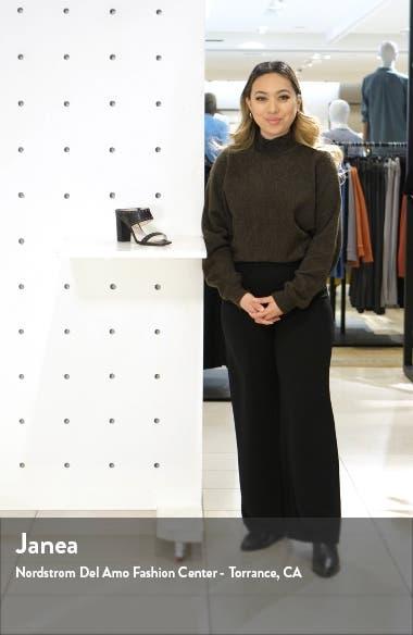 Spears Studded Slide Sandal, sales video thumbnail