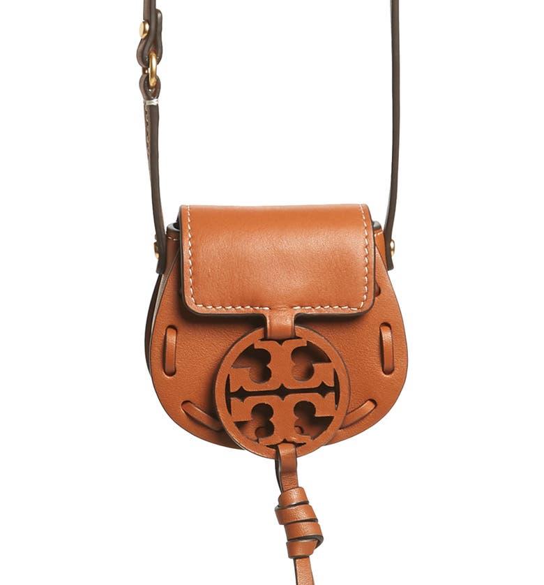 TORY BURCH Micro Miller Crossbody Bag, Main, color, 200