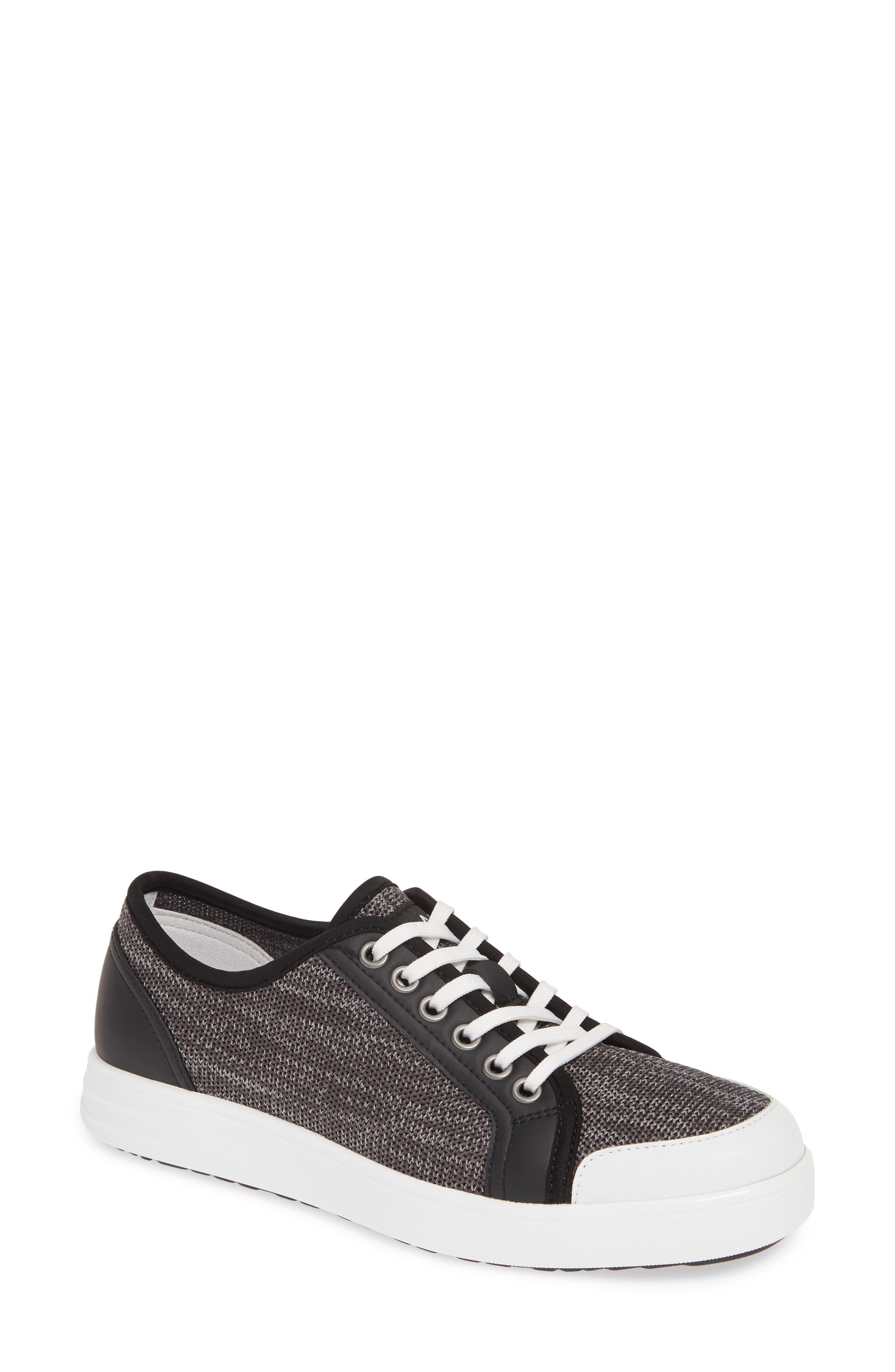 Alegria Sneaq Sneaker, Black