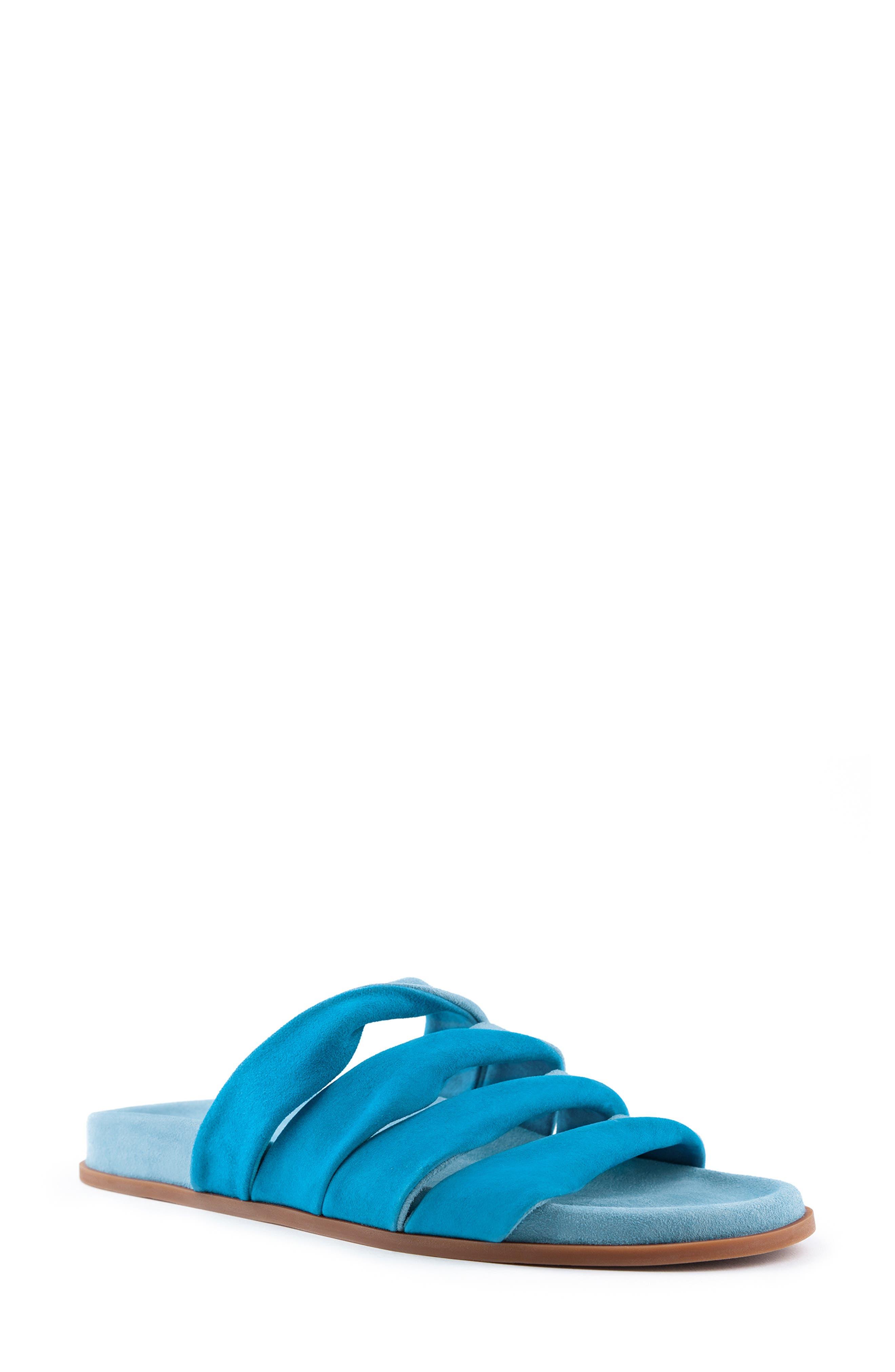 Mascia Waterproof Slide Sandal