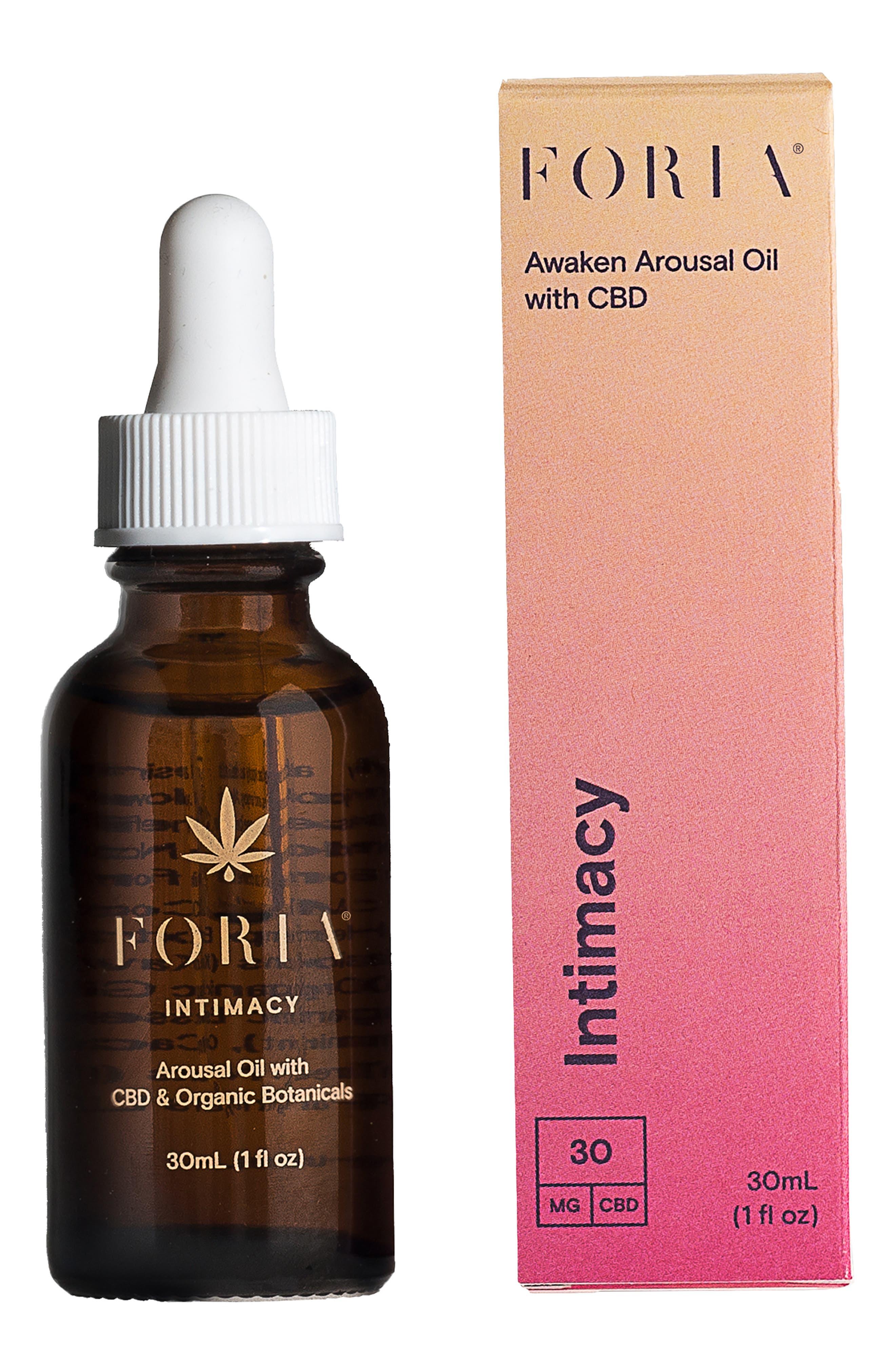 Awaken Arousal Oil With Cbd