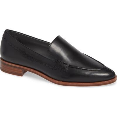 The Flexx Bowery Waterproof Loafer- Black