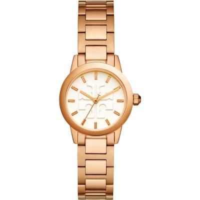 Tory Burch Gigi Bracelet Watch, 2m