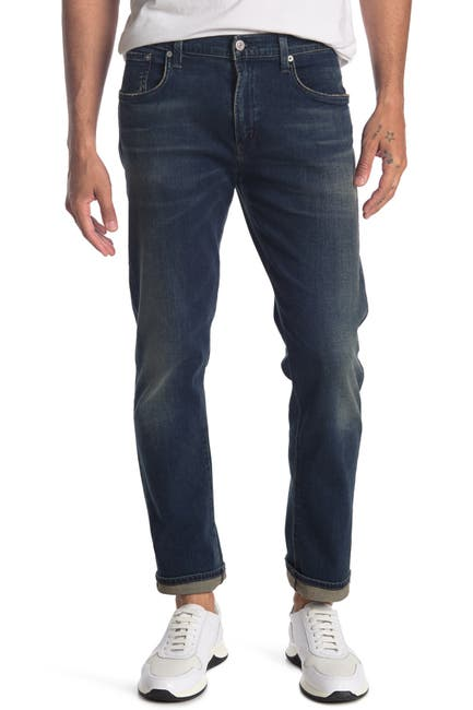 Image of Citizens Of Humanity Holden Hybrid Slim Fit Straight Leg Jeans