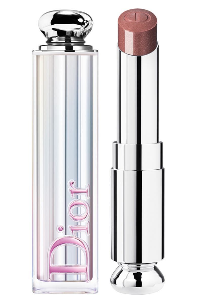 DIOR Addict Stellar Shine Lipstick, Main, color, 535 CD-DREAM