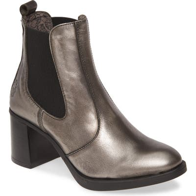 Fly London Seho Bootie - Metallic