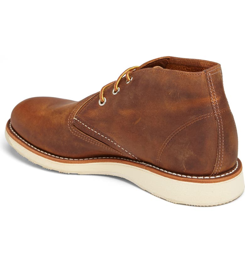 RED WING 'Classic' Chukka Boot, Main, color, COPPER