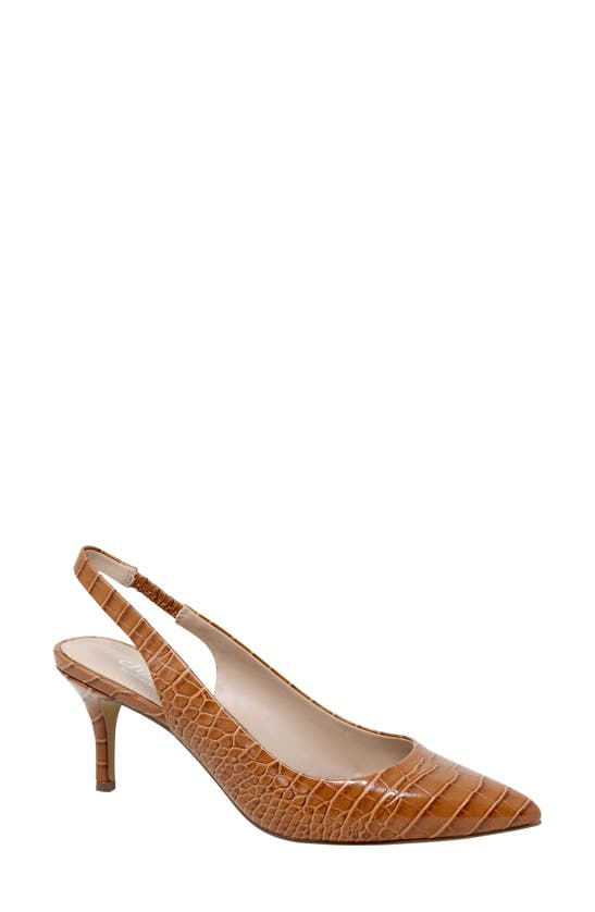 Charles By Charles David Suedes AMY SLINGBACK PUMP