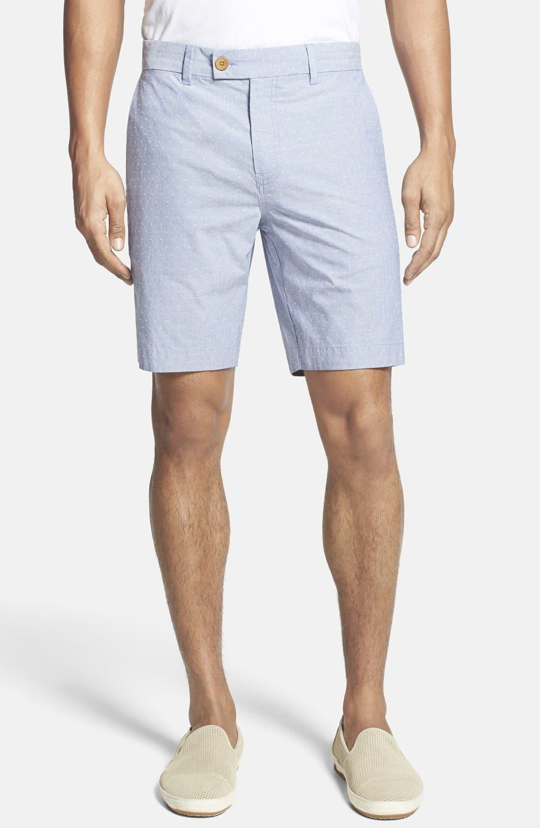 ,                             'Noroed' Slim Fit Dobby Shorts,                             Main thumbnail 6, color,                             452