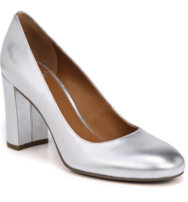 b7de86b5b7 SARTO by Franco Sarto Aziza Block Heel Pump (Women) | Nordstrom