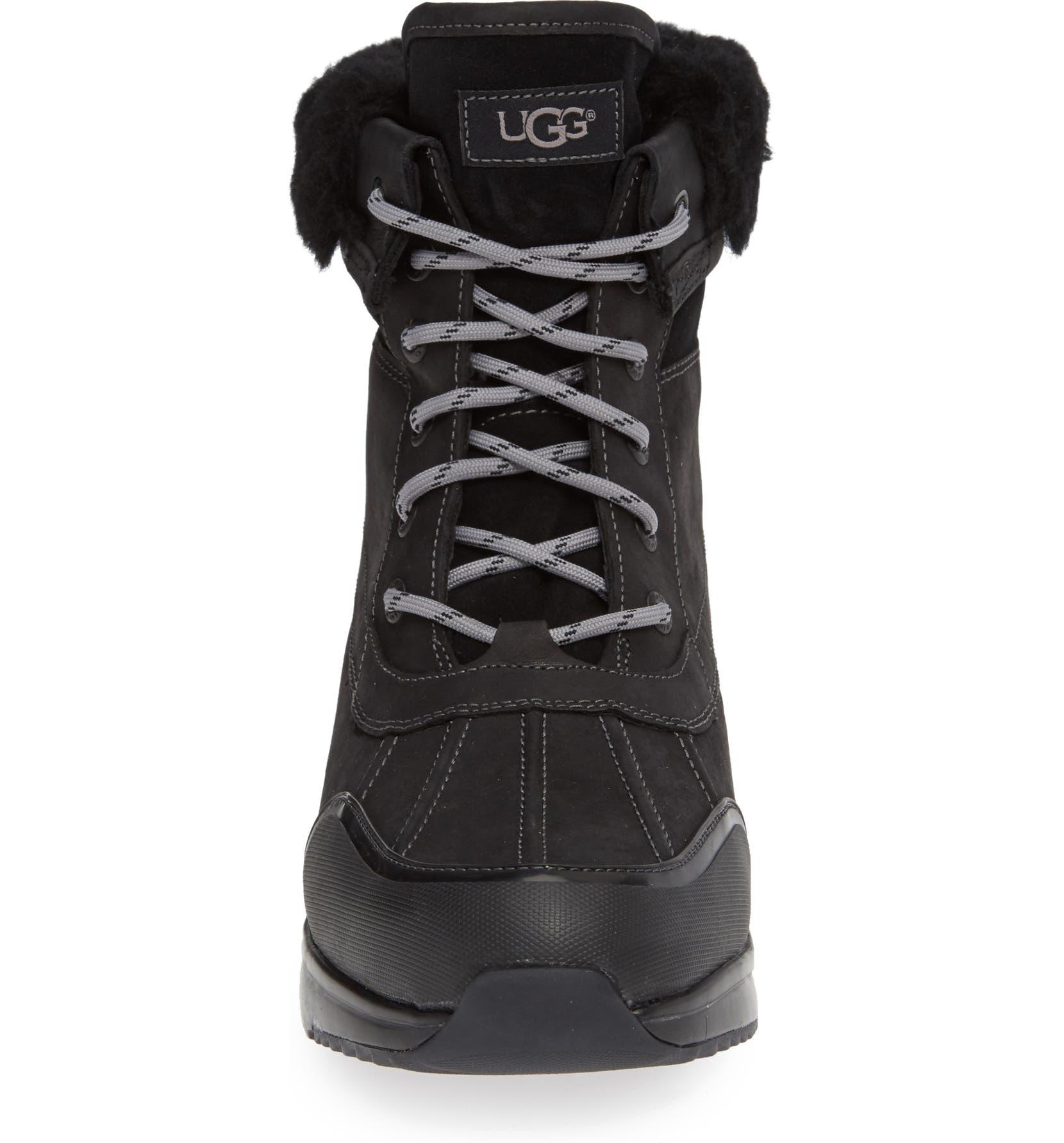 1a9a198d291 Eliasson Waterproof Snow Boot