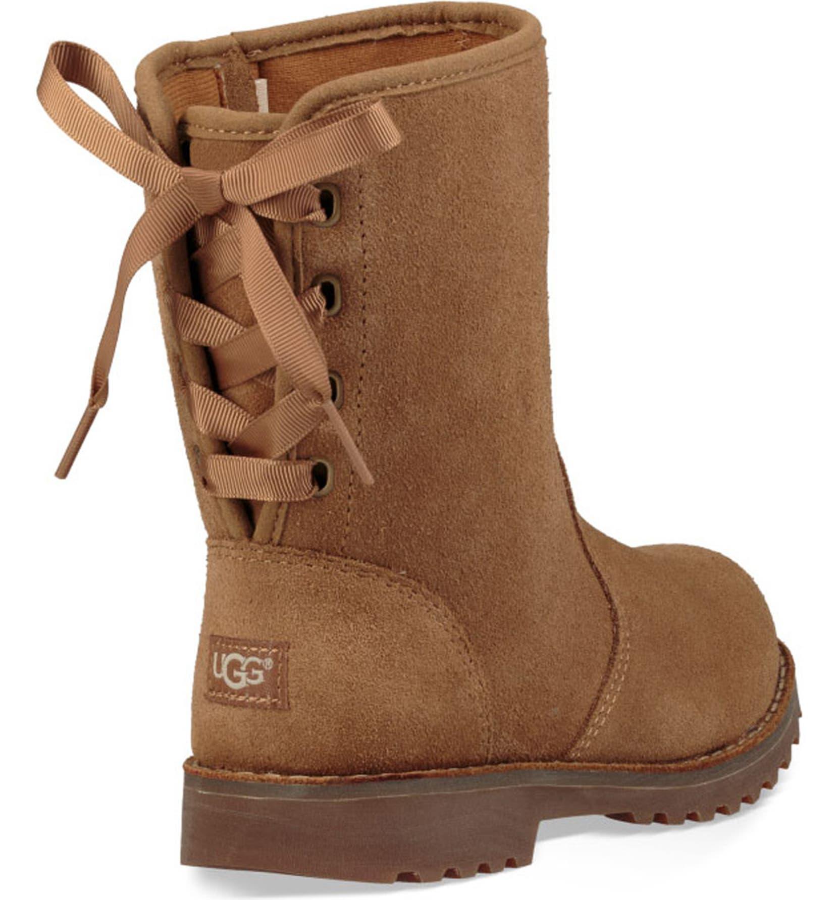 00ca2fa730b 'Corene' Suede Boot