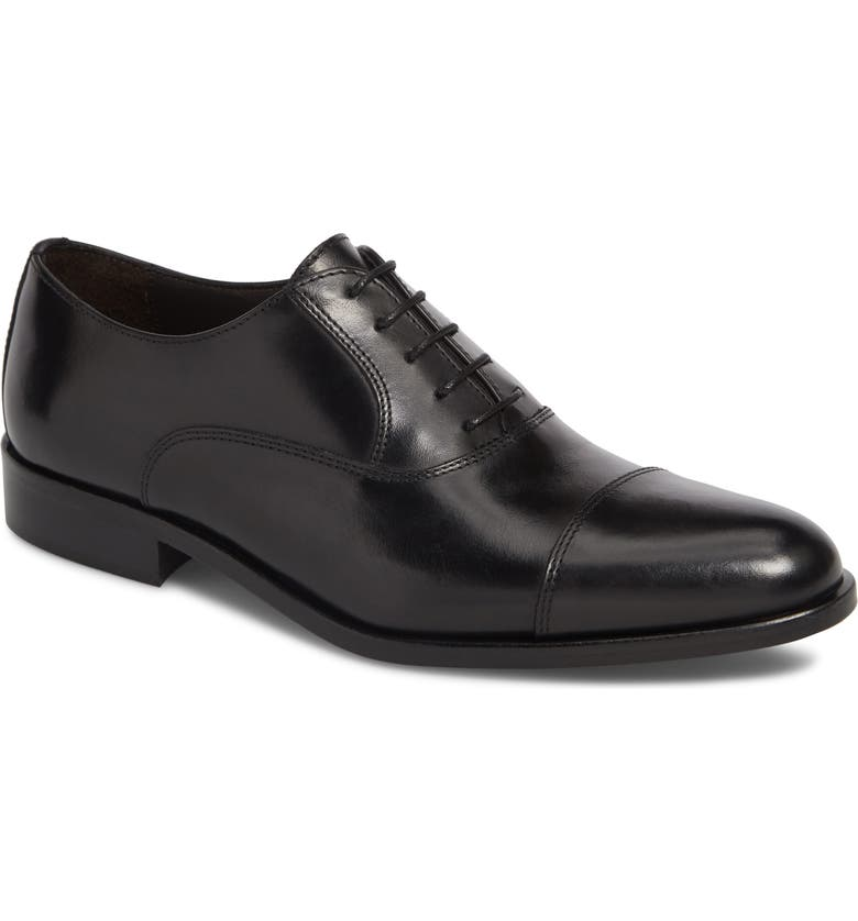 TO BOOT NEW YORK McAllen Cap Toe Oxford, Main, color, 001