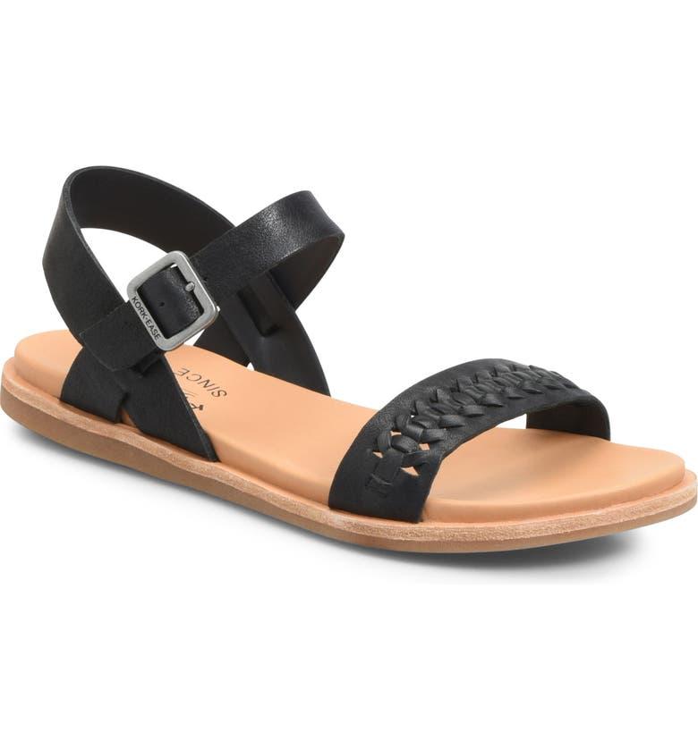 KORK-EASE<SUP>®</SUP> Yucca Braid Sandal, Main, color, 001