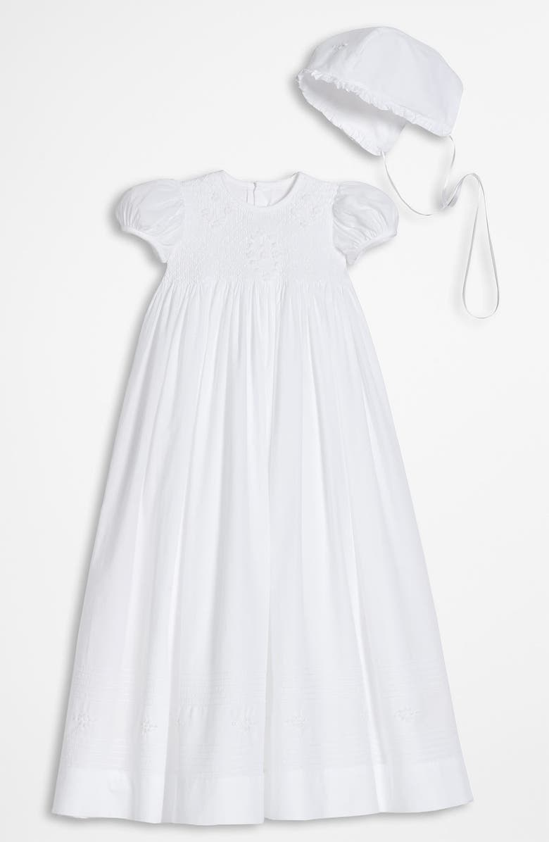 LITTLE THINGS MEAN A LOT Gown, Main, color, WHITE
