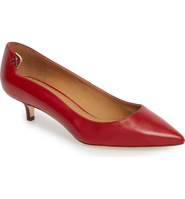 10f398d47 Tory Burch Elizabeth Pointy Toe Pump (Women) | Nordstrom