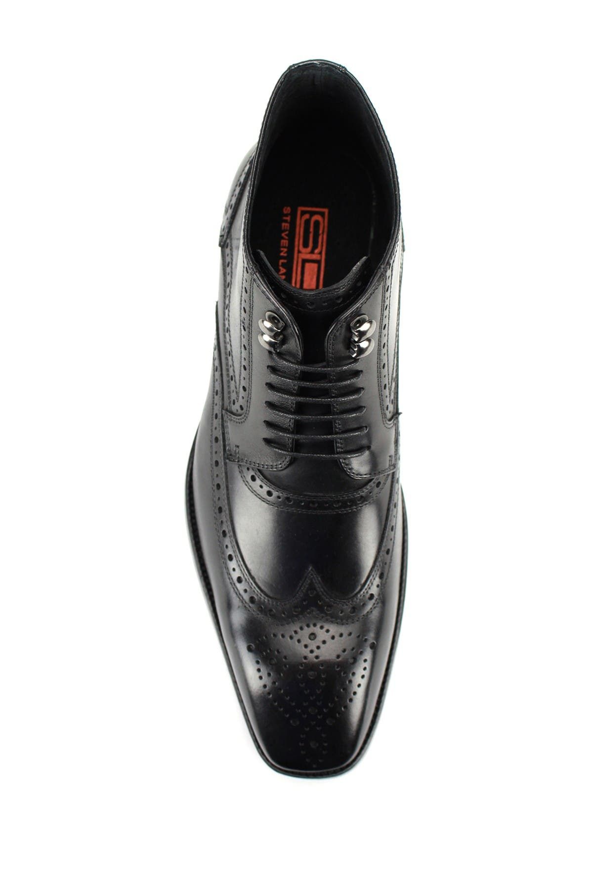 Steven Land | Wingtip Lace Up Boot