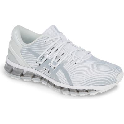 Asics Gel Quantum 360 4 Running Shoe B - White
