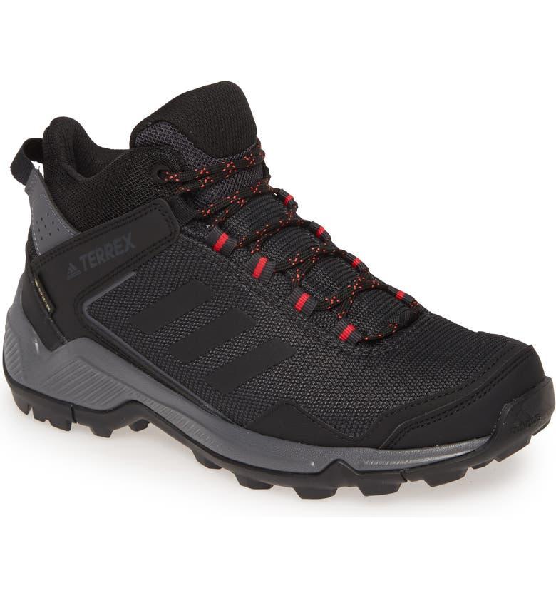ADIDAS Terrex Eastrail Gore-Tex<sup>®</sup> Waterproof Hiking Boot, Main, color, 001