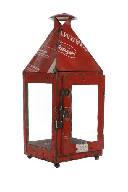 Image of HOMART Reclaimed Metal Gatehouse Lantern