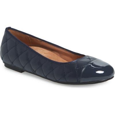 Vionic Desiree Flat- Blue