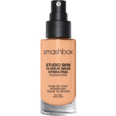 Smashbox Studio Skin 15 Hour Wear Hydrating Foundation - 2.25 Light-Medium Cool Peachy