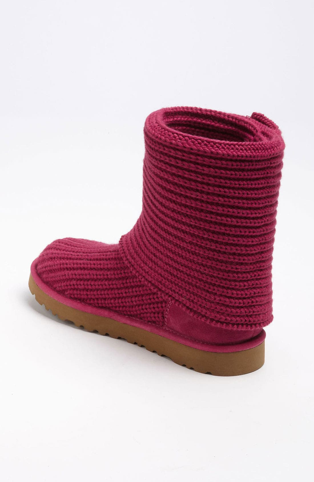 ,                             'Cardy' Classic Knit Boot,                             Alternate thumbnail 58, color,                             620