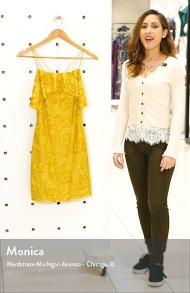 Jacquard Sleeveless Minidress, sales video thumbnail