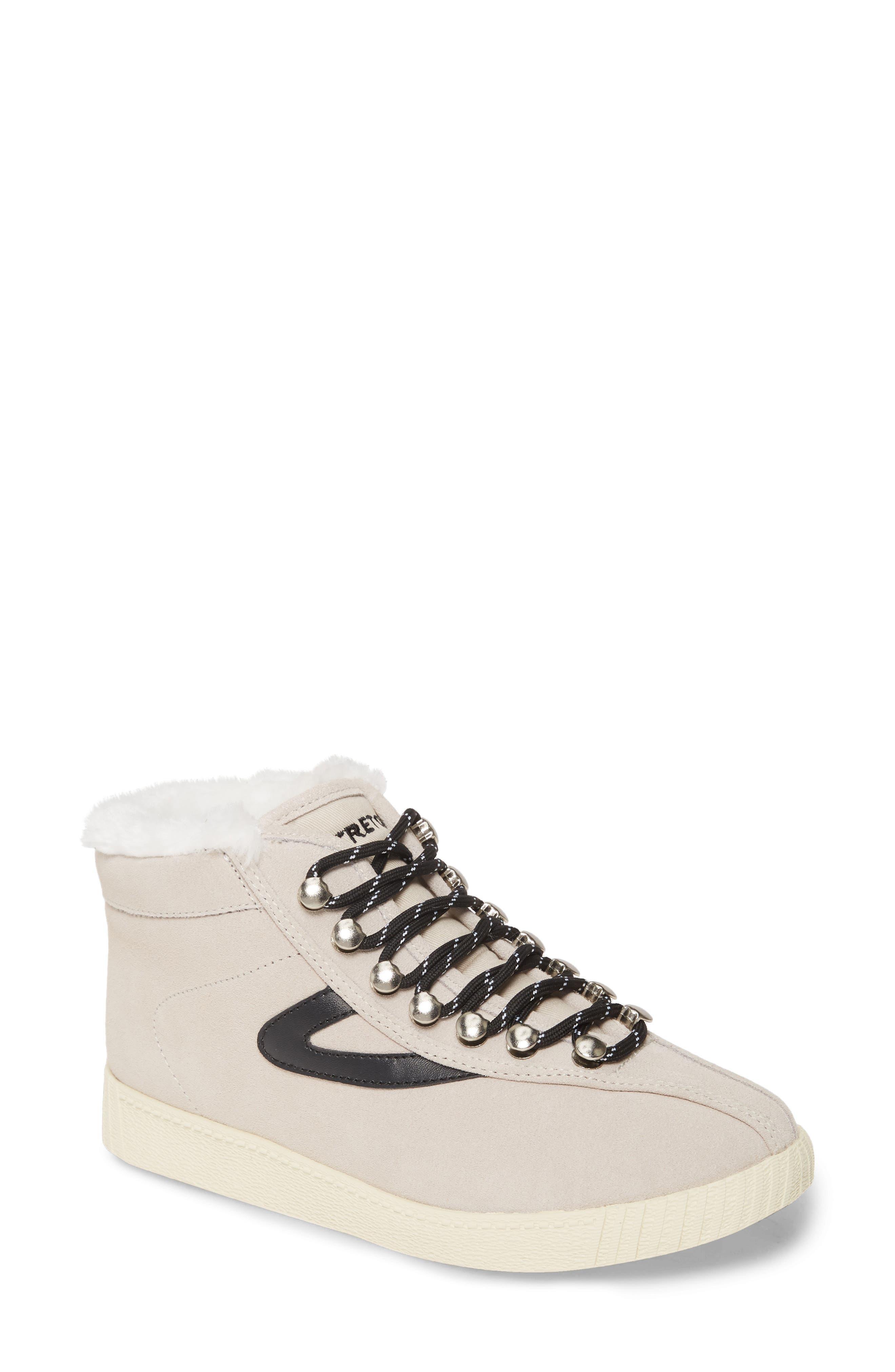 Image of Tretorn Nylite Hi 50 Sneaker