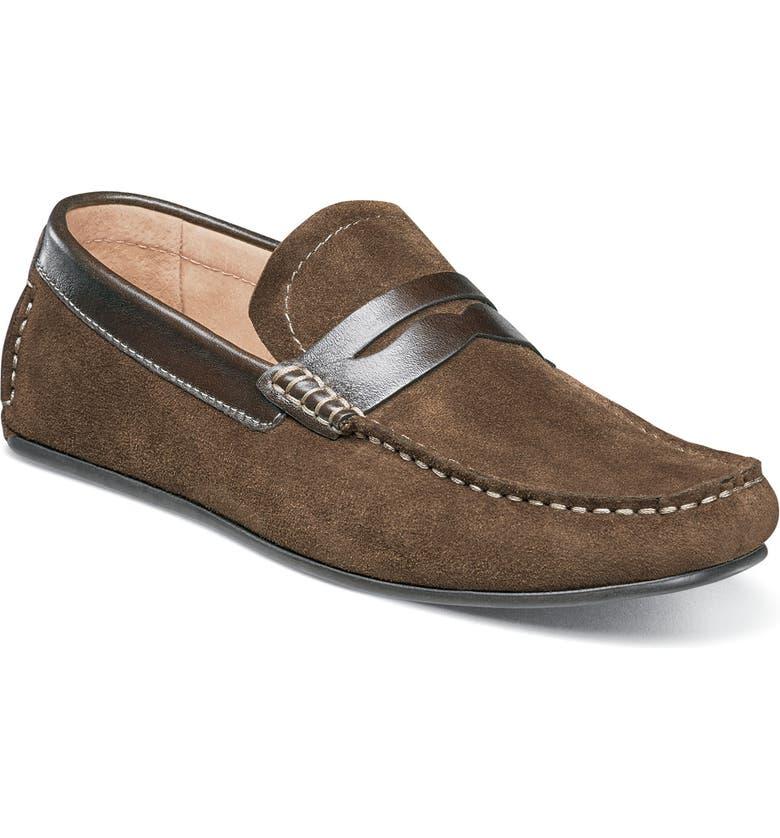FLORSHEIM Denison Driving Loafer, Main, color, 200