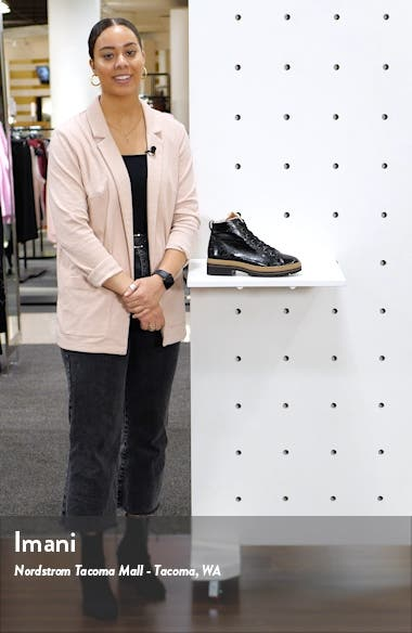 Crane Faux Fur Lined Boot, sales video thumbnail