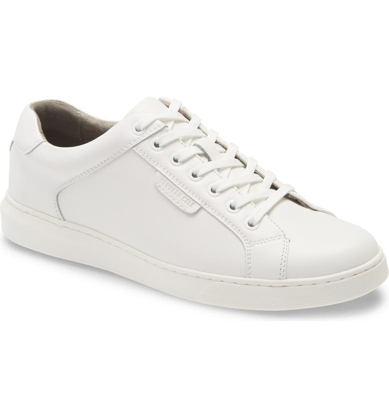 KENNETH COLE NEW YORK Liam Sneaker, Main, color, WHITE
