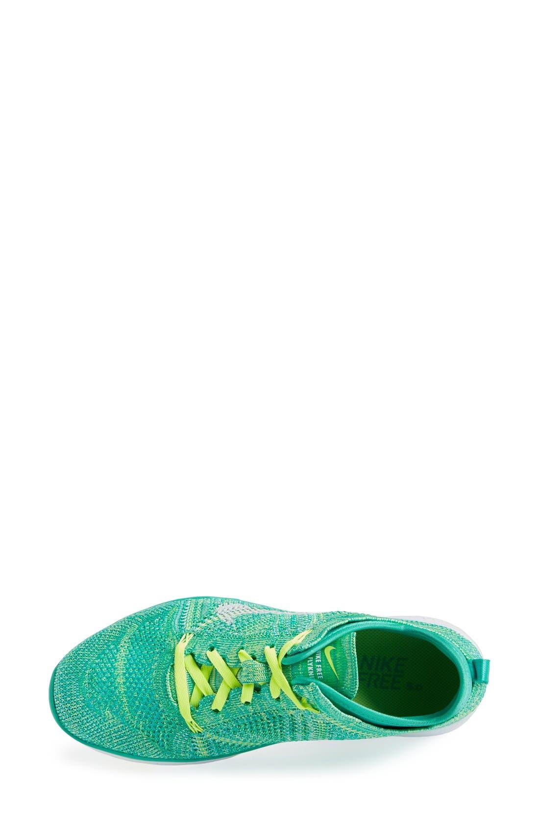 ,                             'Free Flyknit 5.0 TR' Training Shoe,                             Alternate thumbnail 23, color,                             303
