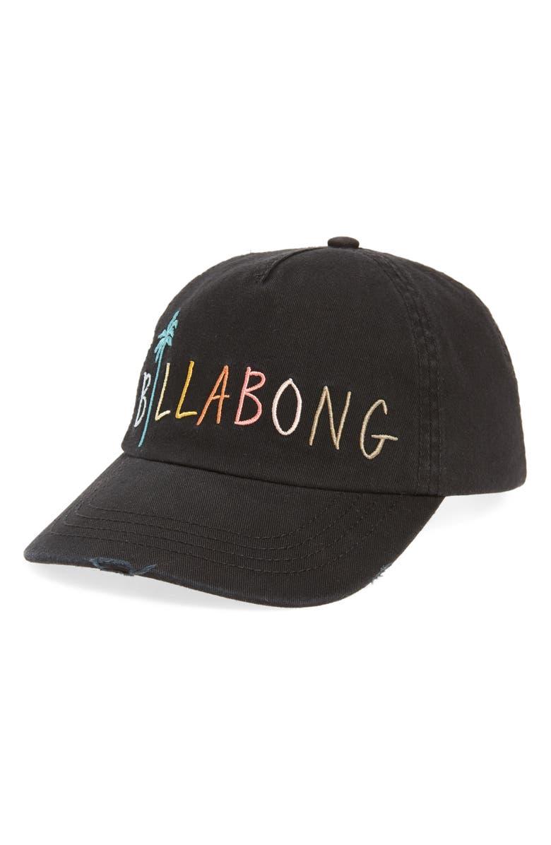 BILLABONG Surf Club Baseball Cap, Main, color, 015