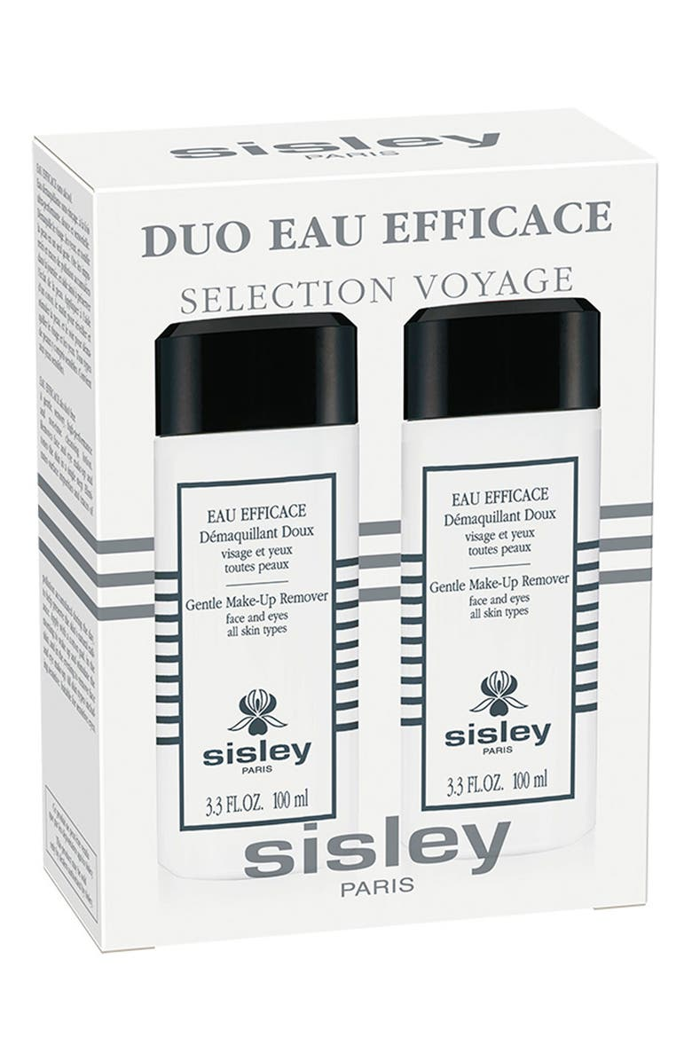 SISLEY PARIS Gentle Make-Up Remover for Face and Eyes Duo, Main, color, 000