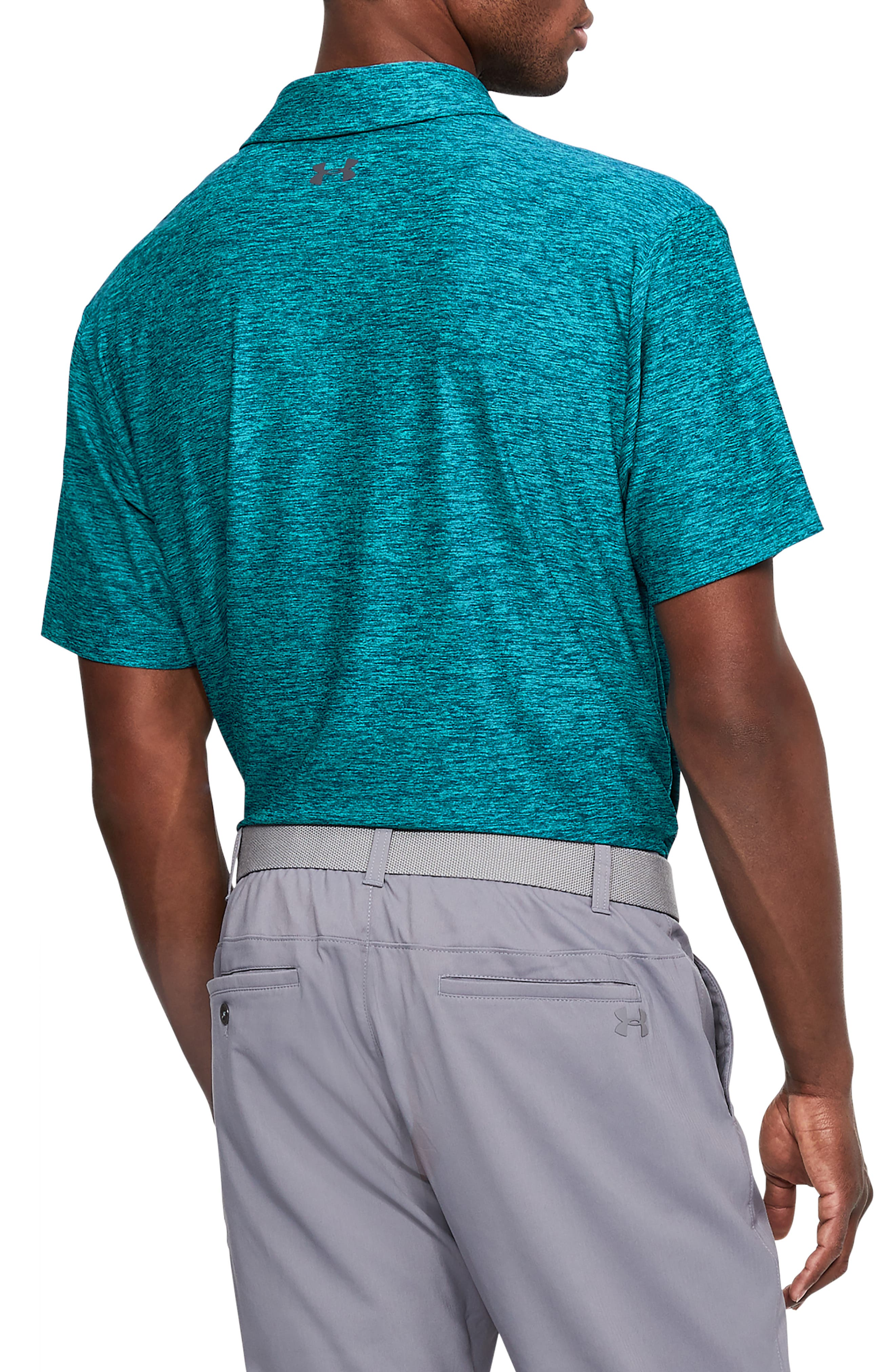 ,                             'Playoff' Loose Fit Short Sleeve Polo,                             Alternate thumbnail 73, color,                             477