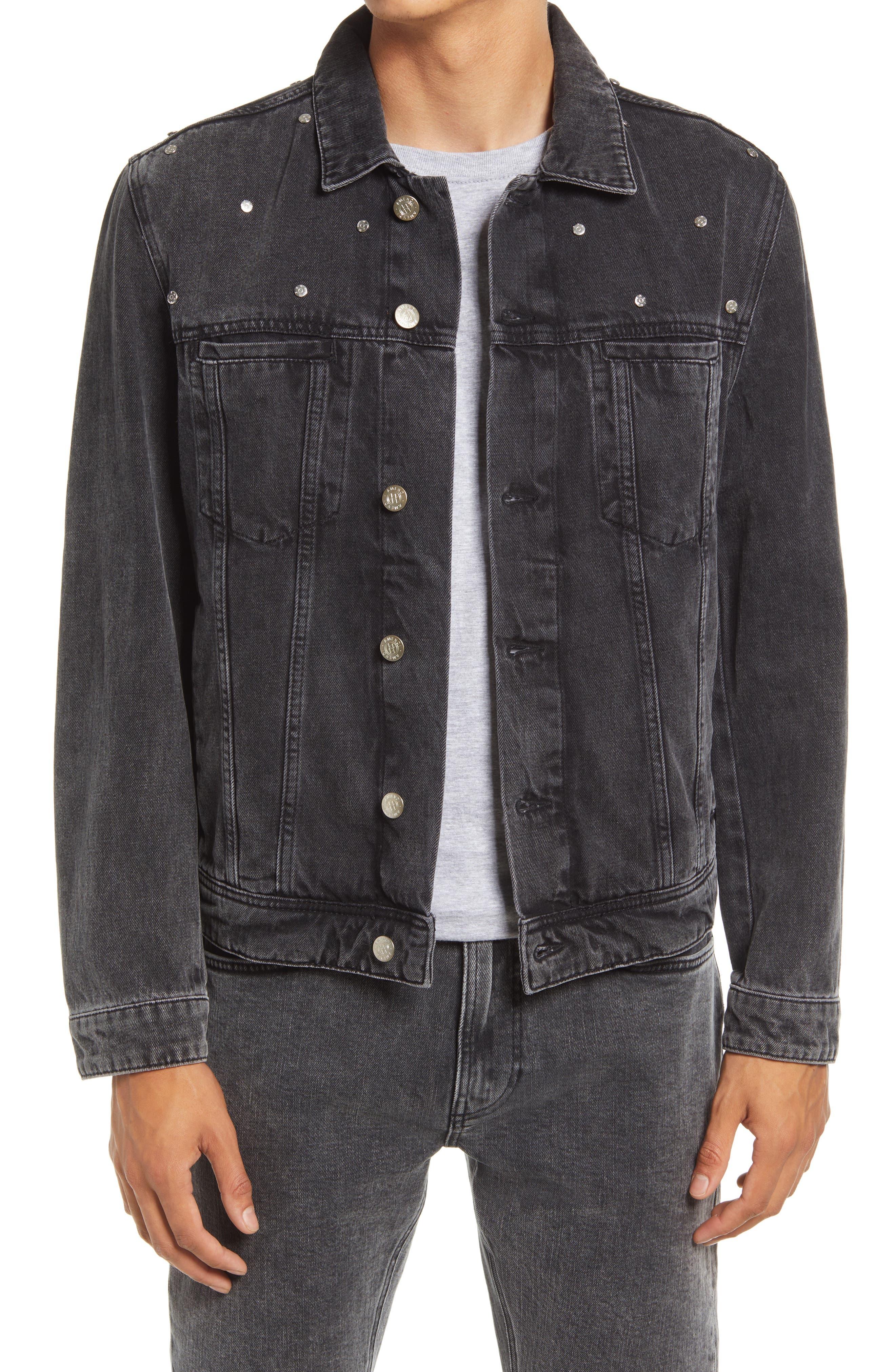 Starry Night Organic Cotton Denim Jacket