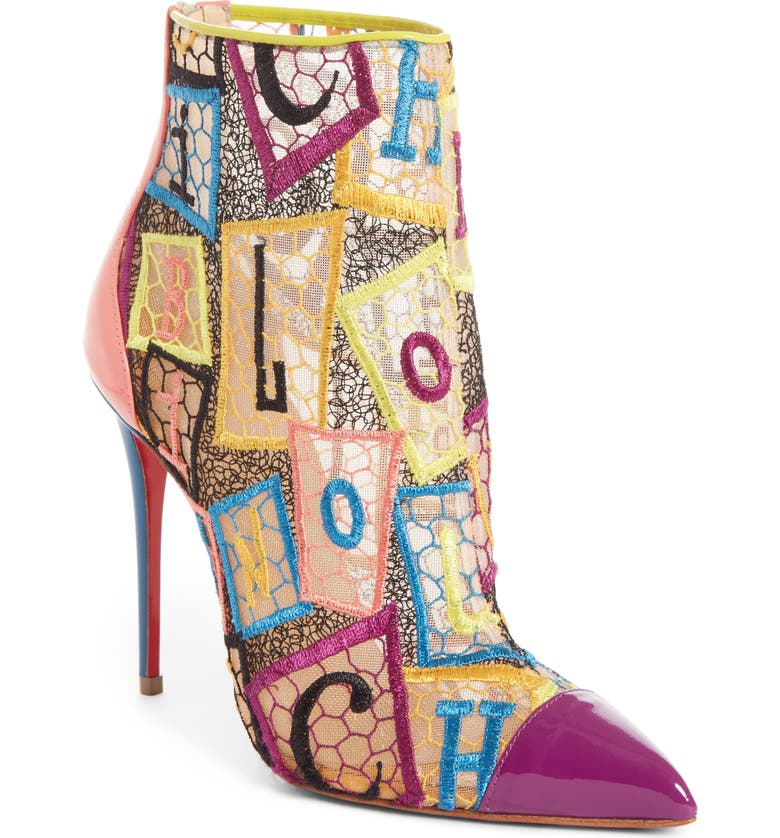 ad0acb14b72 Christian Louboutin Alphaloubi Gipsy Bootie (Women) | Nordstrom