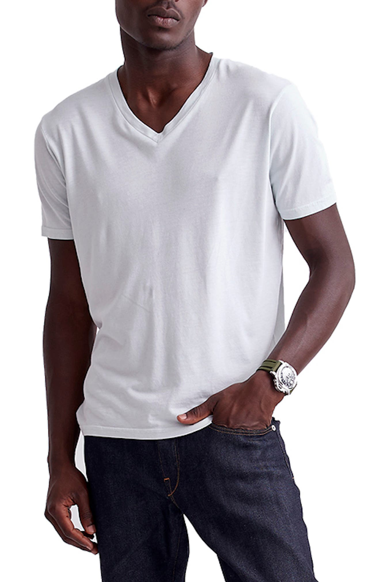 Image of Goodlife Core V-Neck Tee