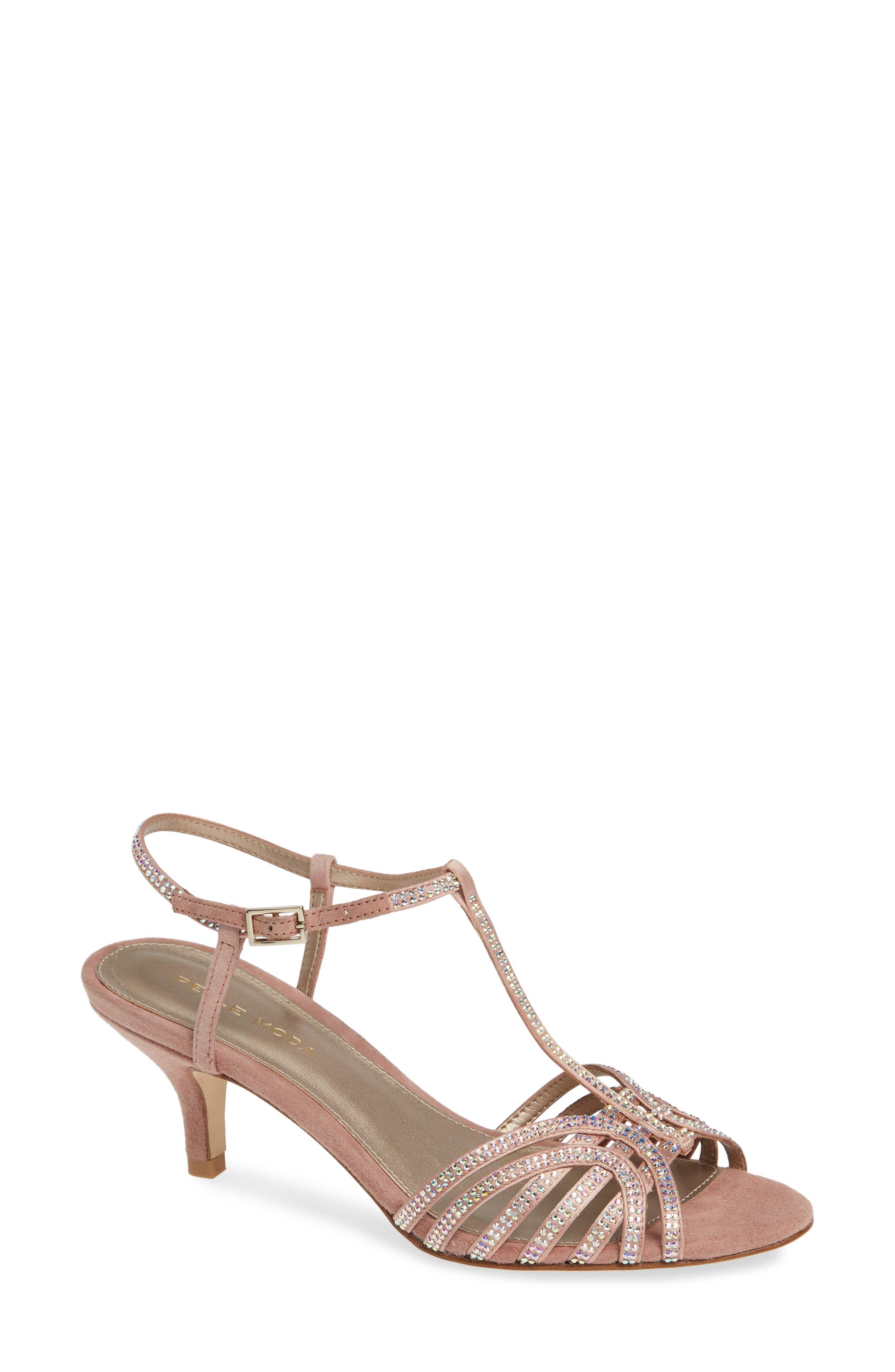 Pelle Moda Ilane Sandal, Pink