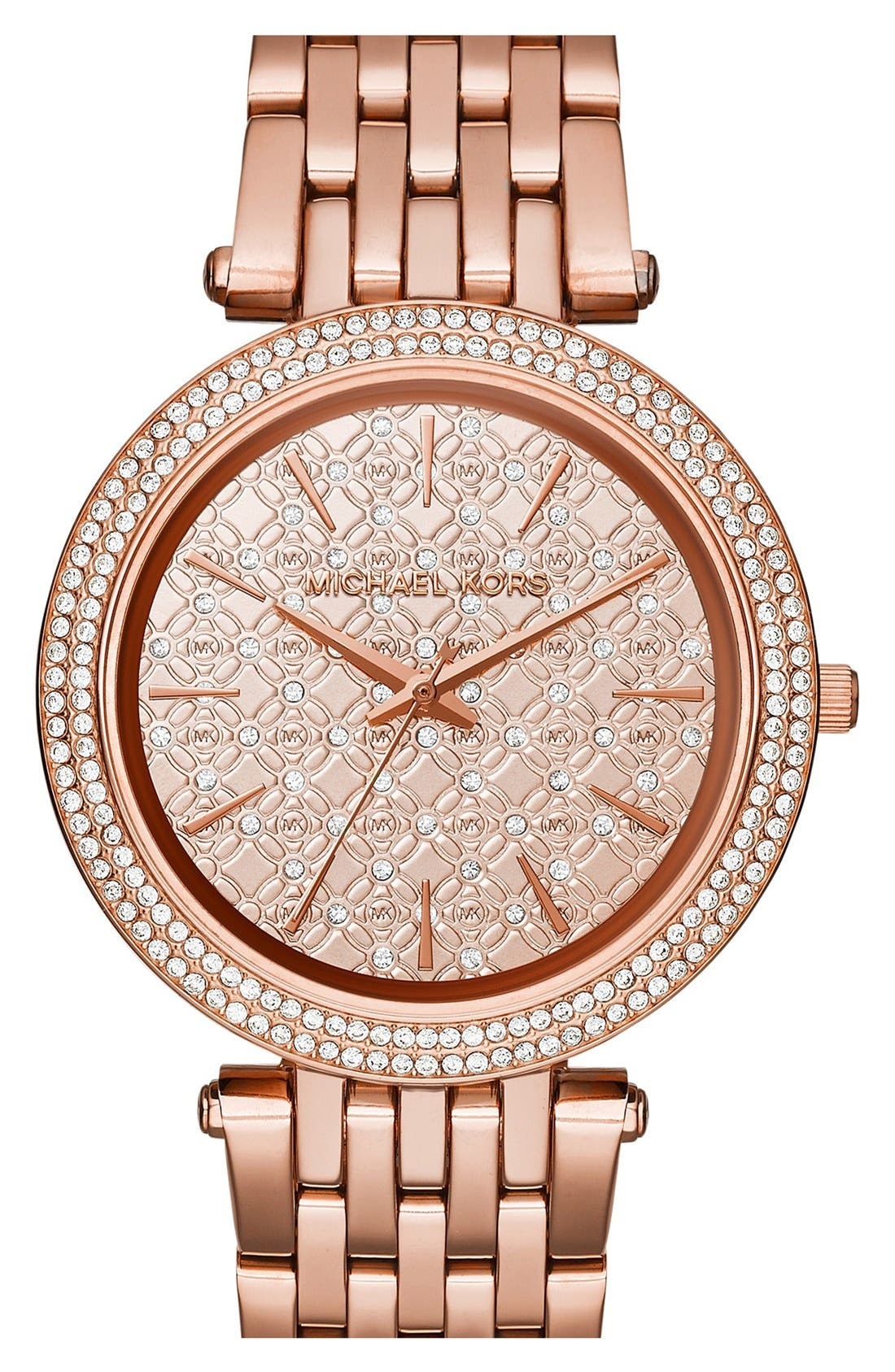 ,                             'Darci' Round Bracelet Watch, 39mm,                             Main thumbnail 64, color,                             715