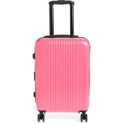 Nordstrom Spinner Carry-On Luggage - Pink